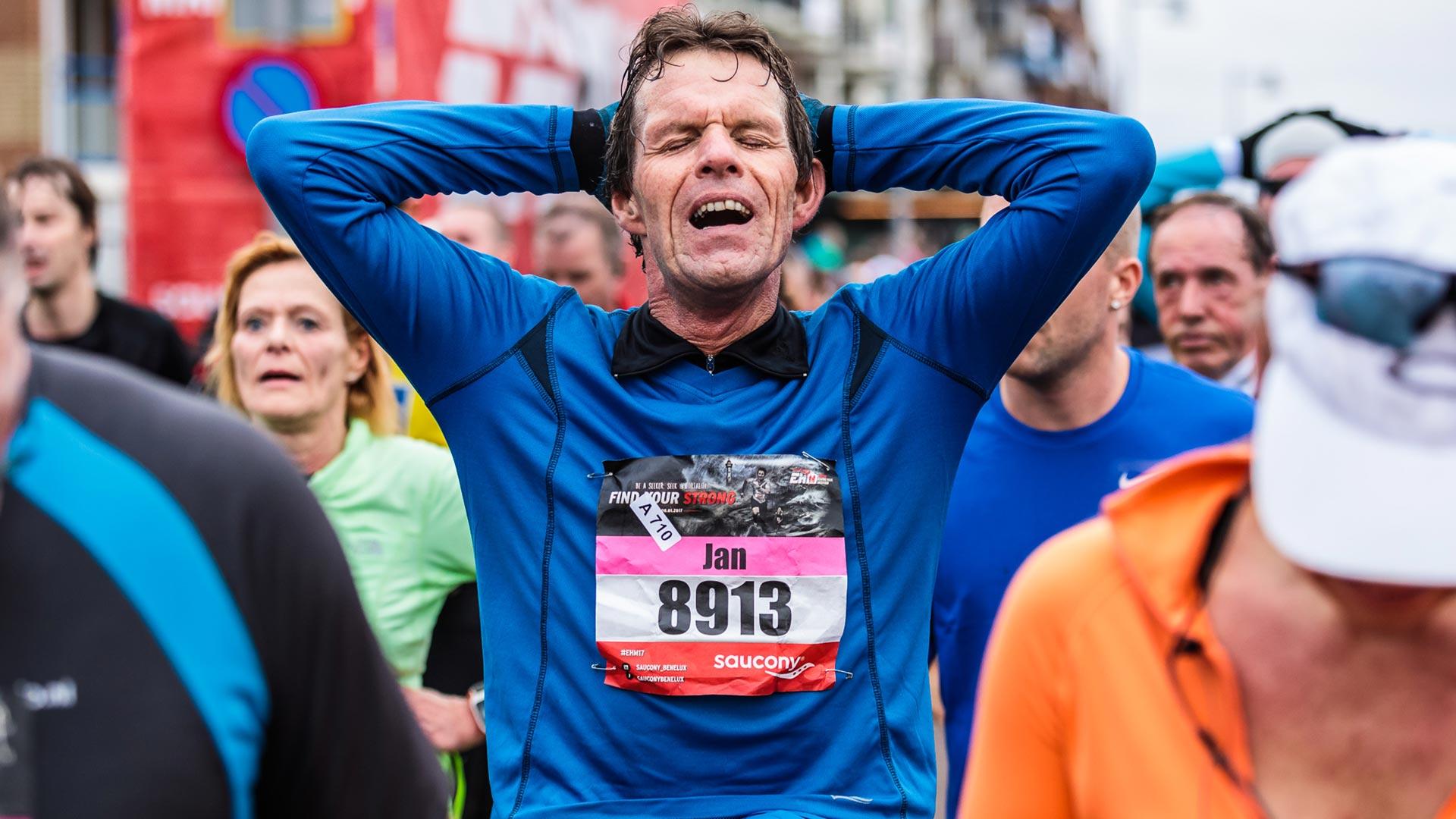 Saucony Egmond Halve Marathon 2017