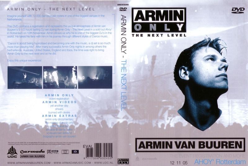 Armin Only 2005 DVD