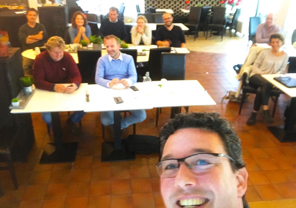 KWF workshop door Rik Keijzer