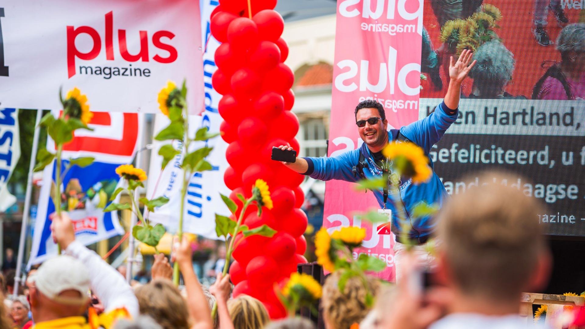 Plus Wandel4daagse Alkmaar 2017
