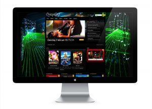 Crazyland website 2012