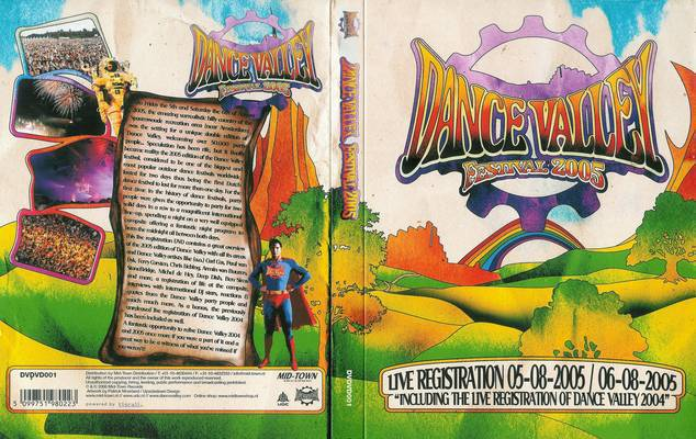 Dance Valley 2004-2005 DVD