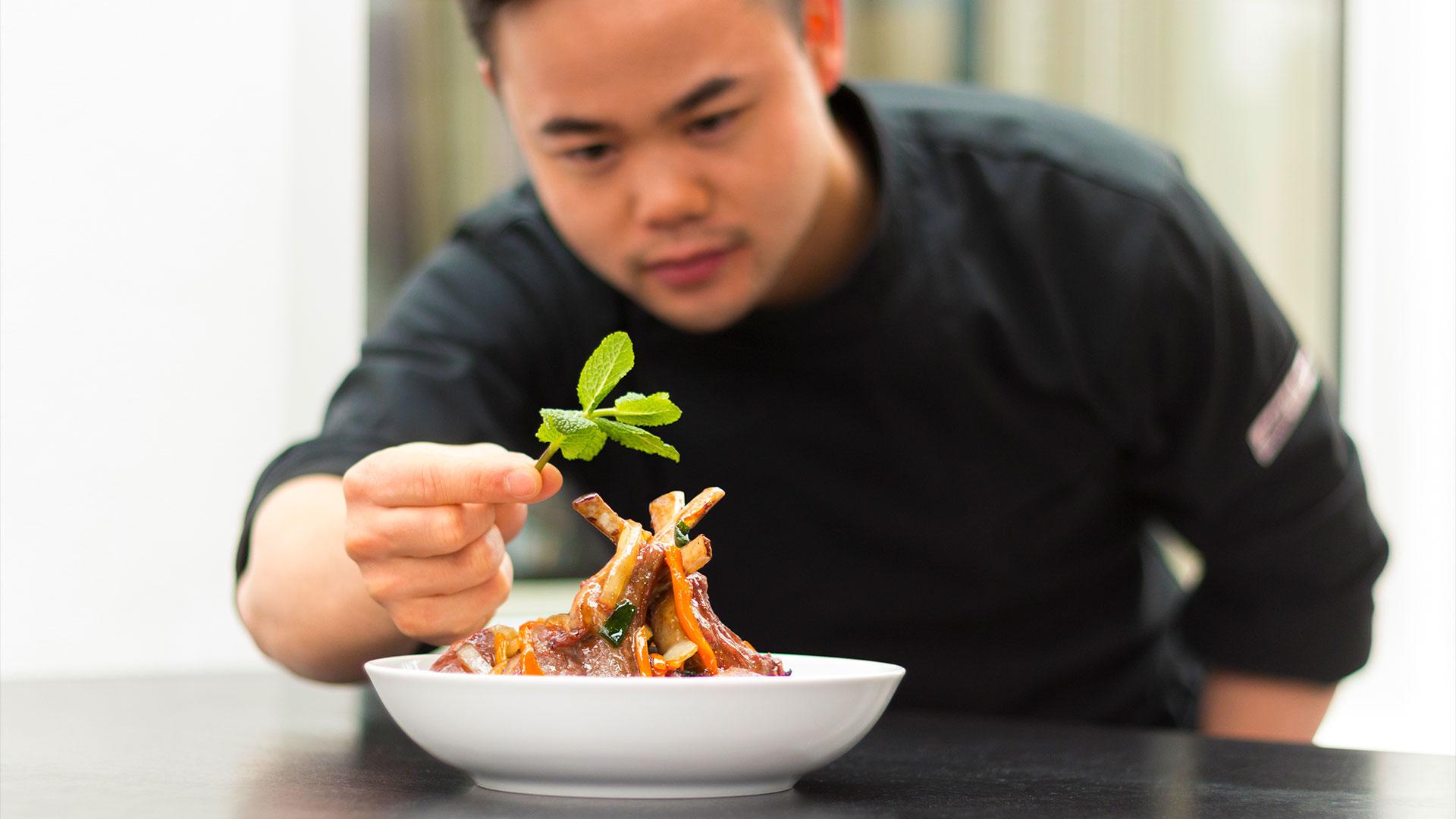 Restaurant De Mandarin
